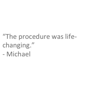 PROPEL Patient Story - Michael Quote
